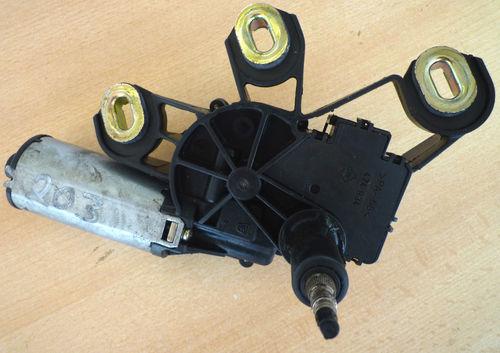 moteur d 39 essuie glace arriere mercedes classe c w203 break merli car. Black Bedroom Furniture Sets. Home Design Ideas